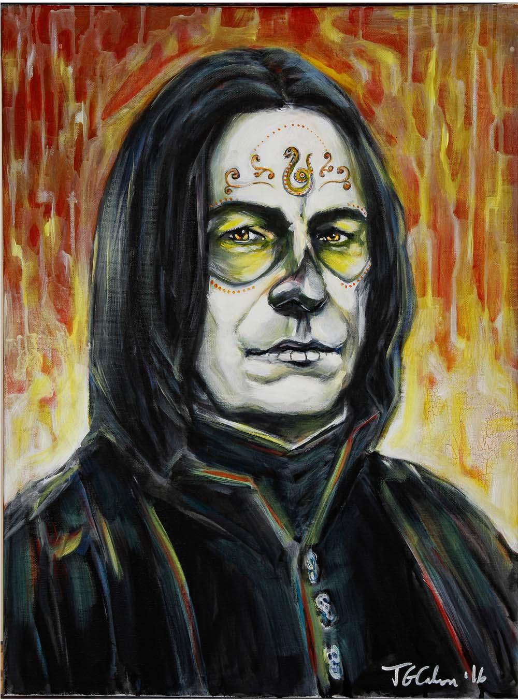Professor Snape, Dia de Los Muertos
