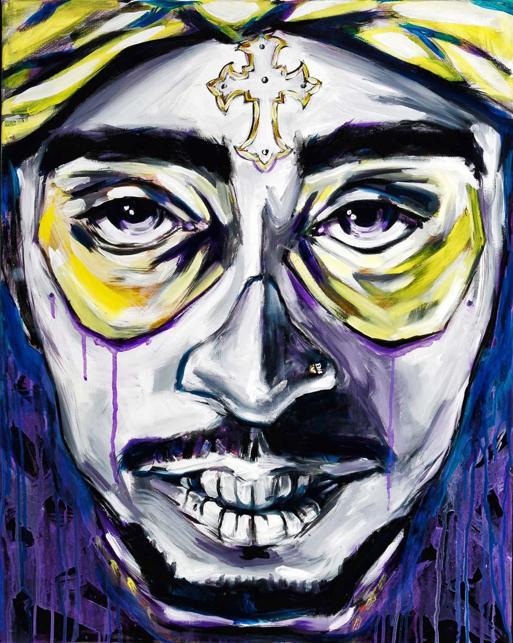 Tupac Shakur, Dia de Los Muertos