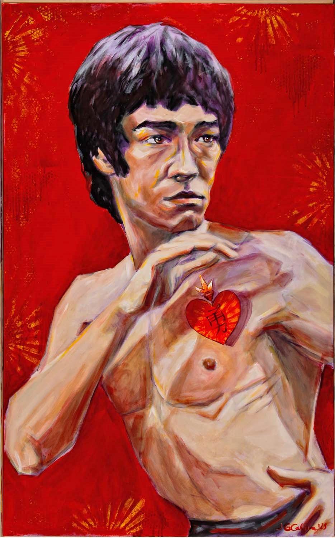 Bruce's Sacred Heart