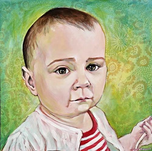Baby Theodora