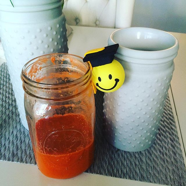 Happy Friday! #carrotjuice #tgif