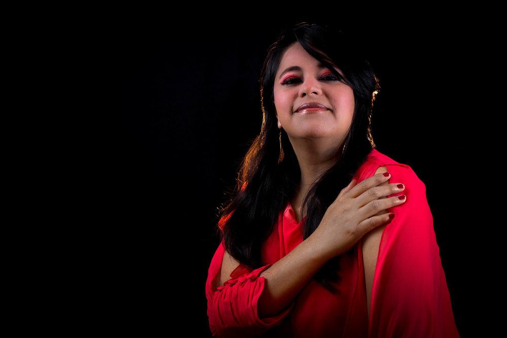 Eréndira Rivera - Soprano