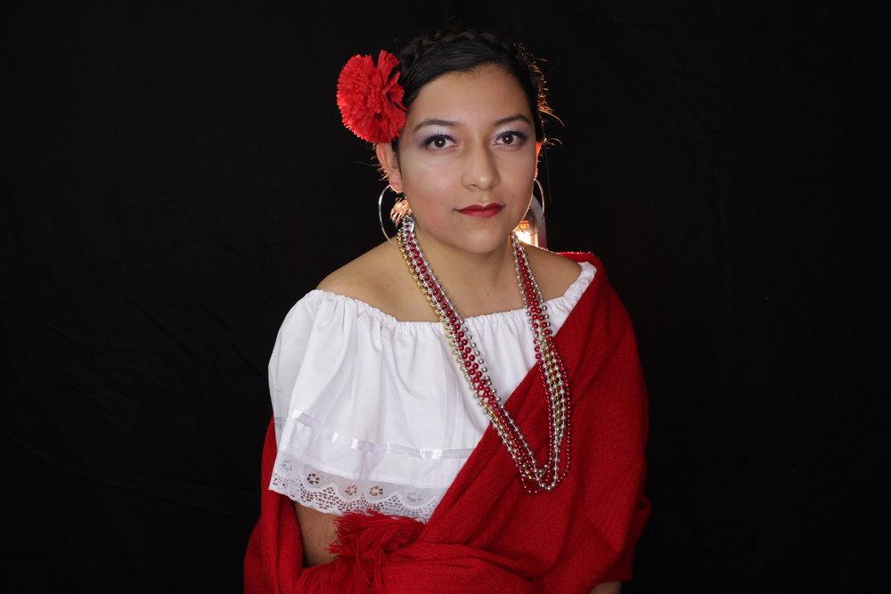 Larissa Uribe - Mezzosoprano