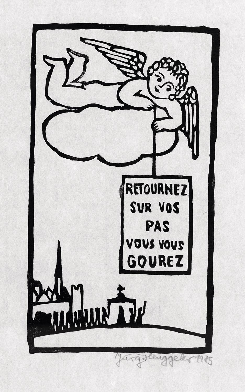 L'ange sans gêne, 1960 I