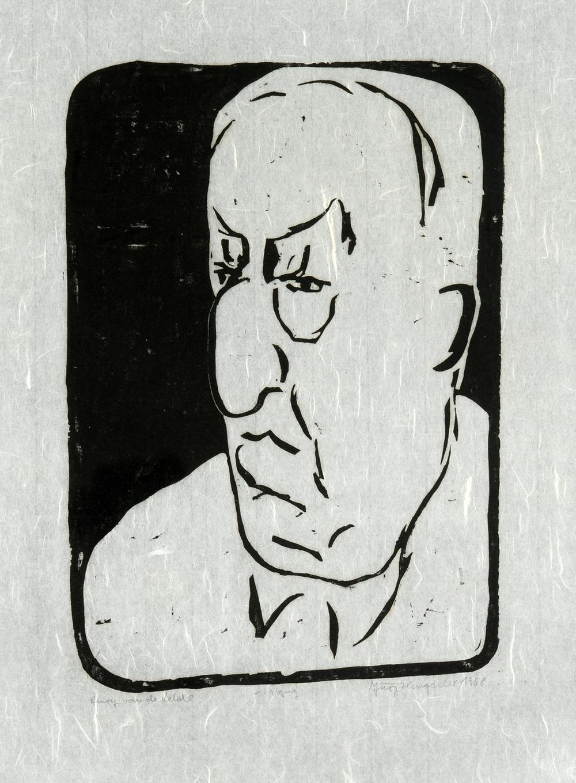Henry van de Velde, 1958