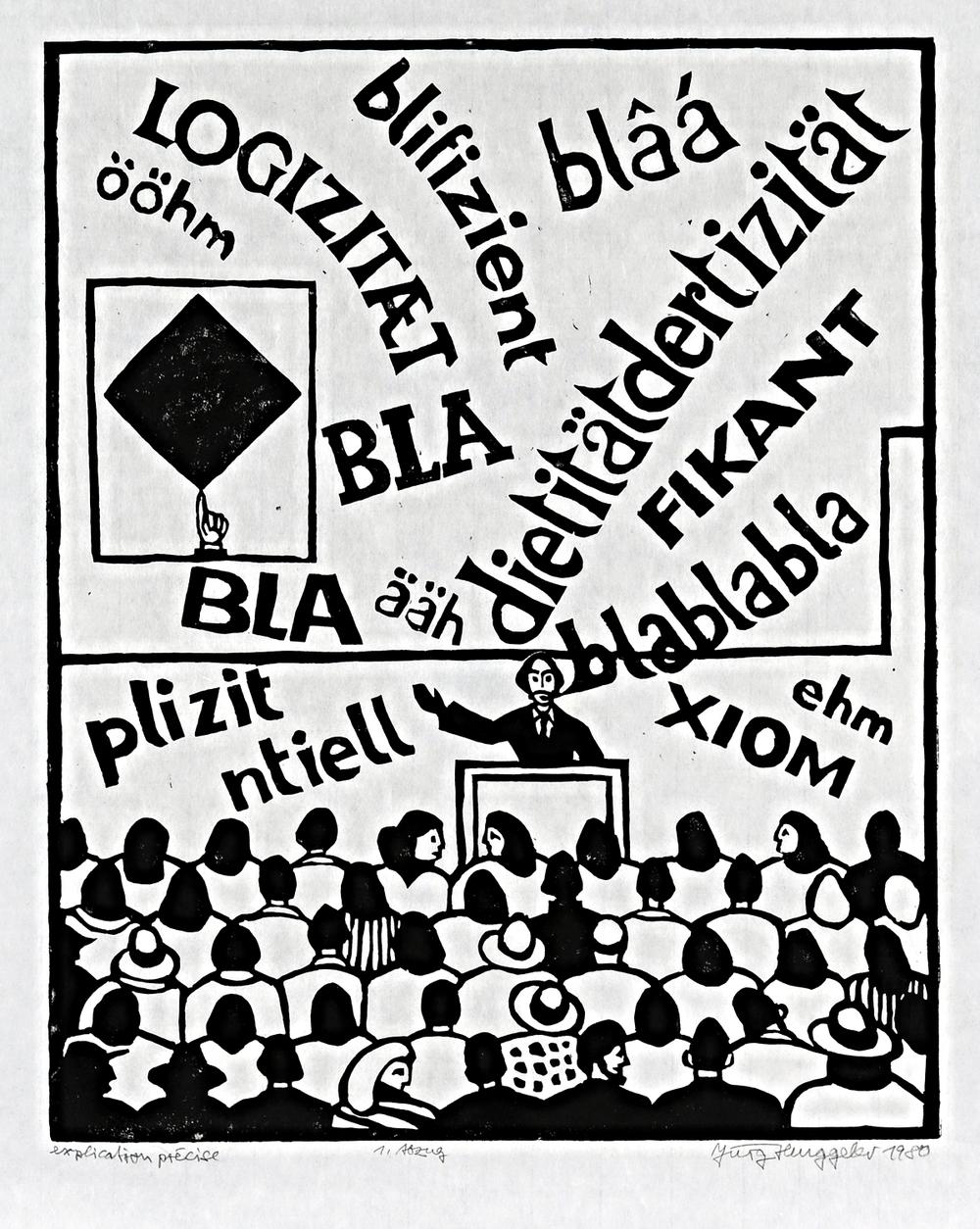 Explication précise, 1980