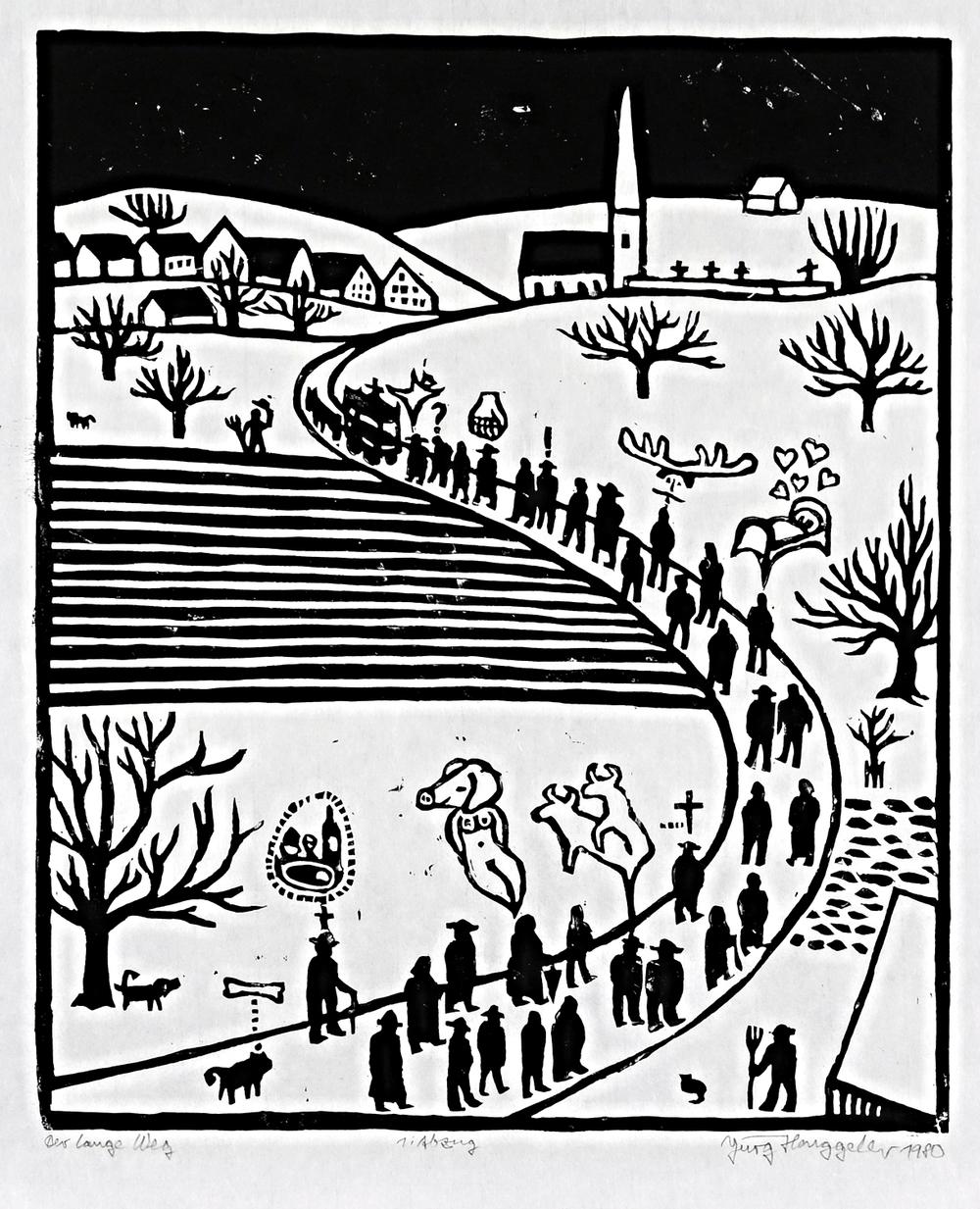 Der lange Weg, 1980