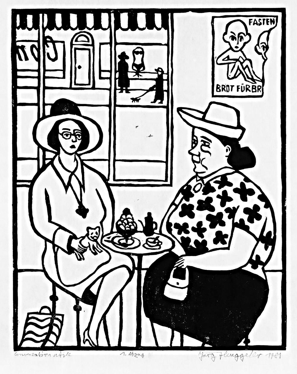 Conversation utile, 1981