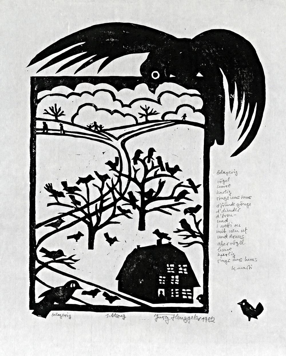 Belagerig, 1982