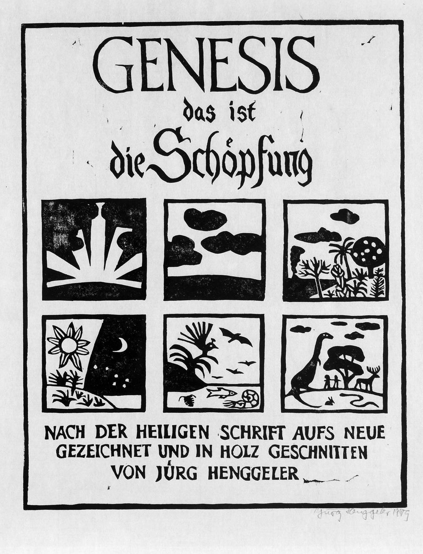 Genesis, 1975. Coverpage