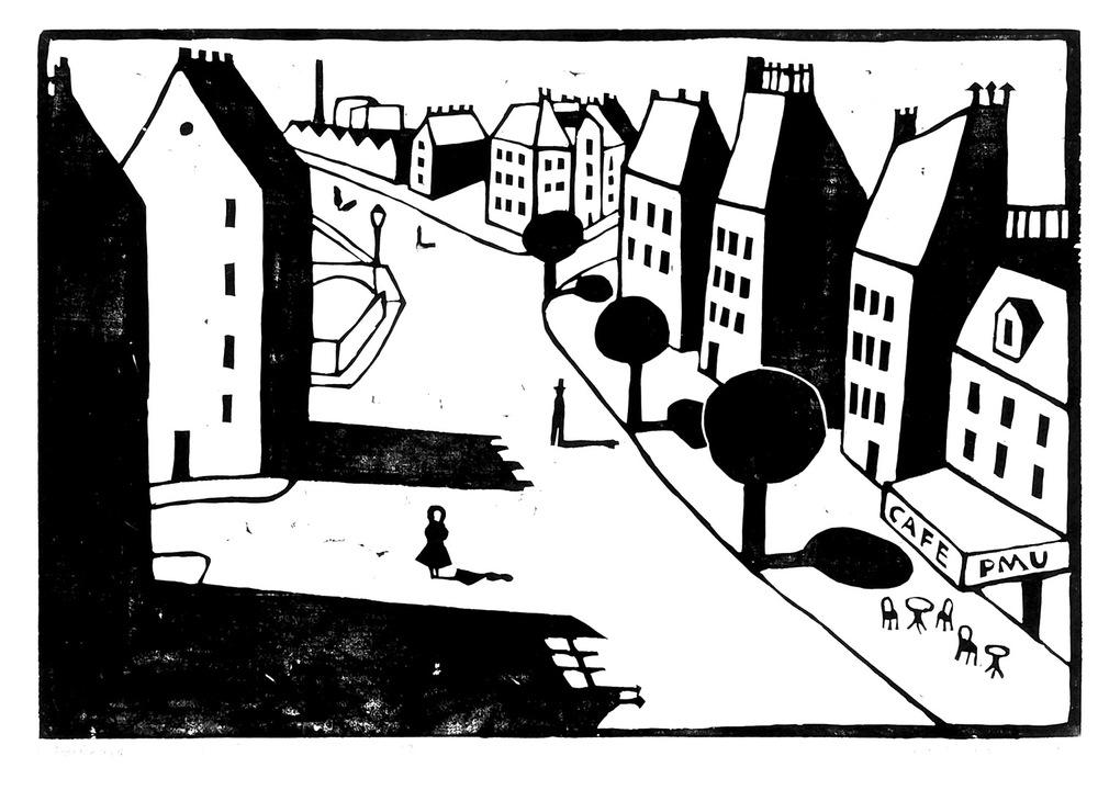 Le Boulevard de l'insolité, 1960