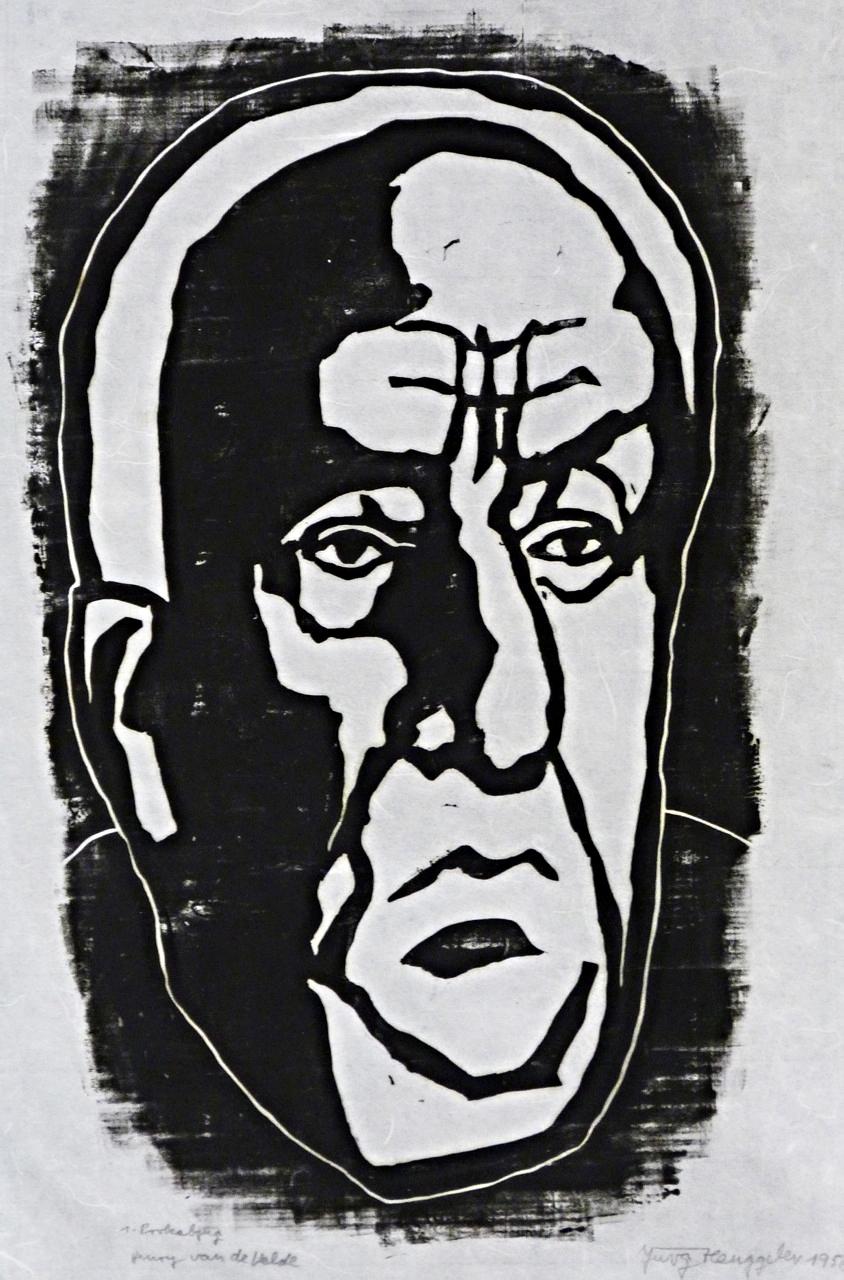 Henry van de Velde, 1956