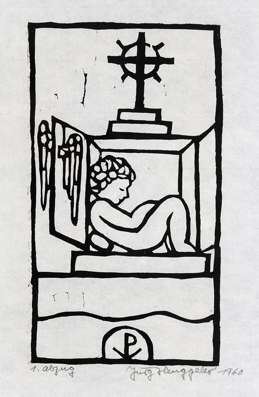 L'ange sans gêne, 1960 IV