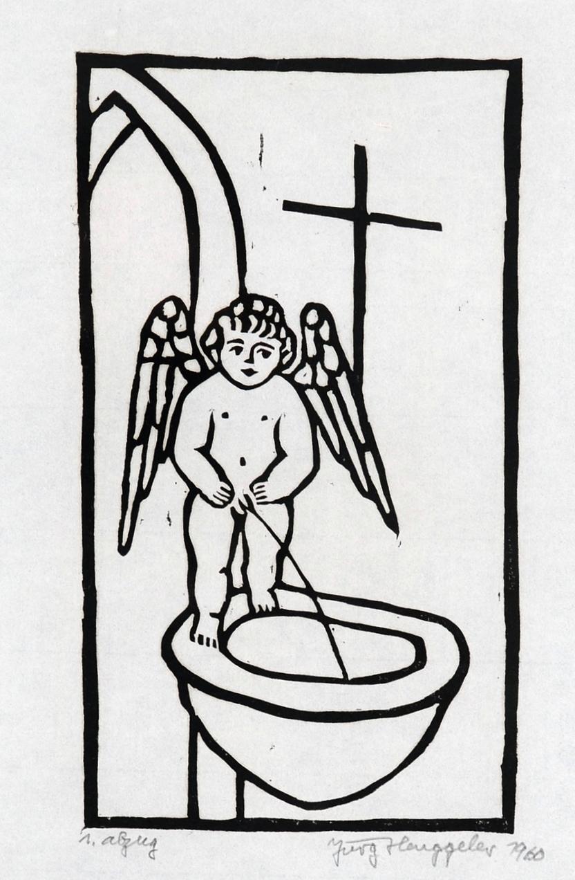 L'ange sans gêne, 1960