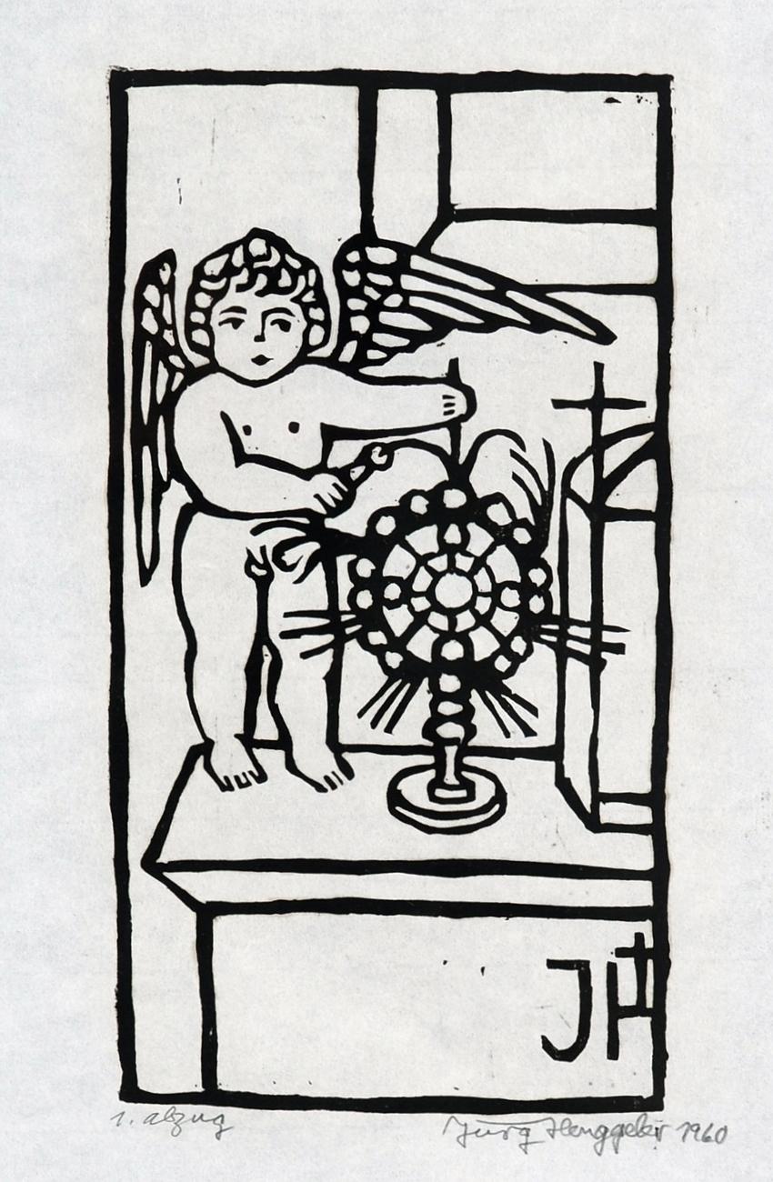 L'ange sans gêne, 1960 VII