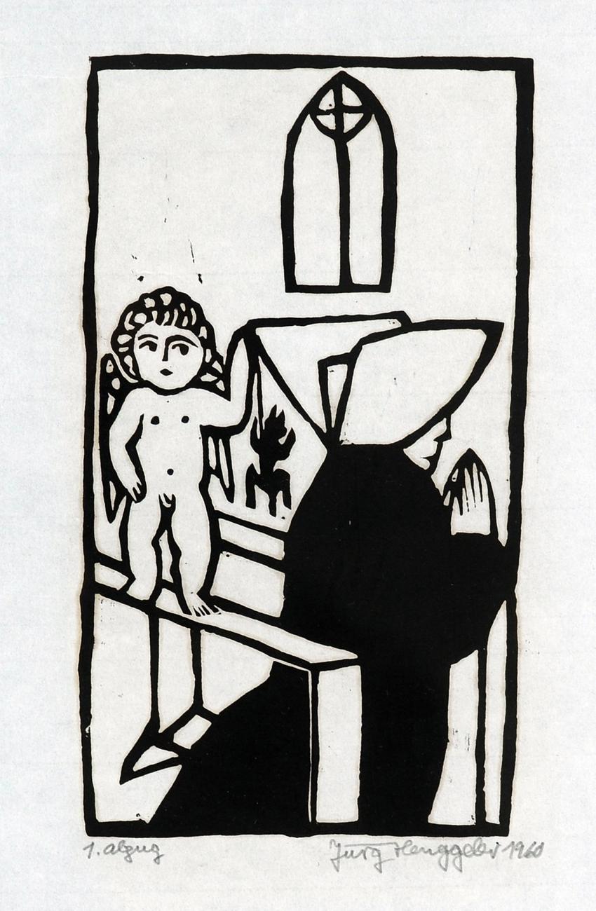 L'ange sans gêne, 1960 VIII