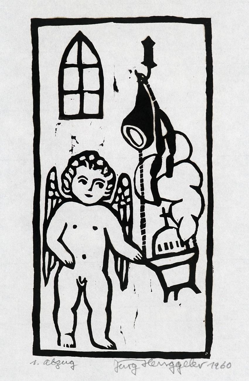 L'ange sans gêne, 1960 IX
