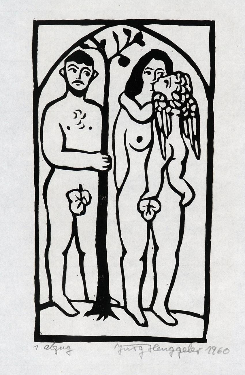 L'ange sans gêne, 1960 XI