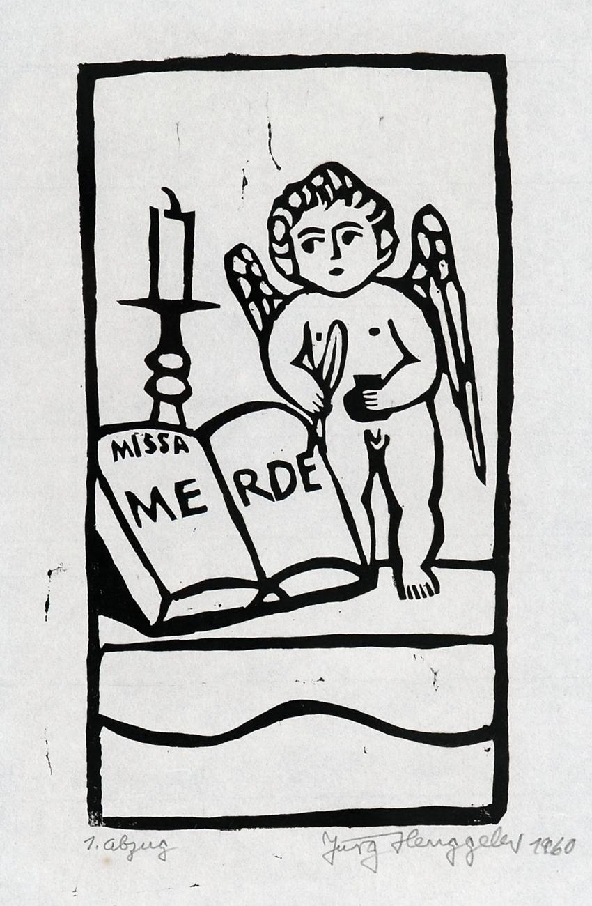 L'ange sans gêne, 1960 XIII