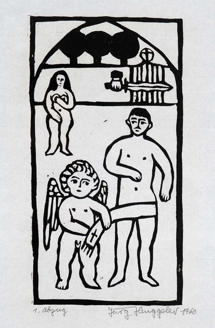 L'ange sans gêne, 1960 XV