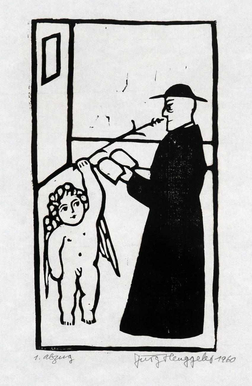L'ange sans gêne, 1960 XVIII