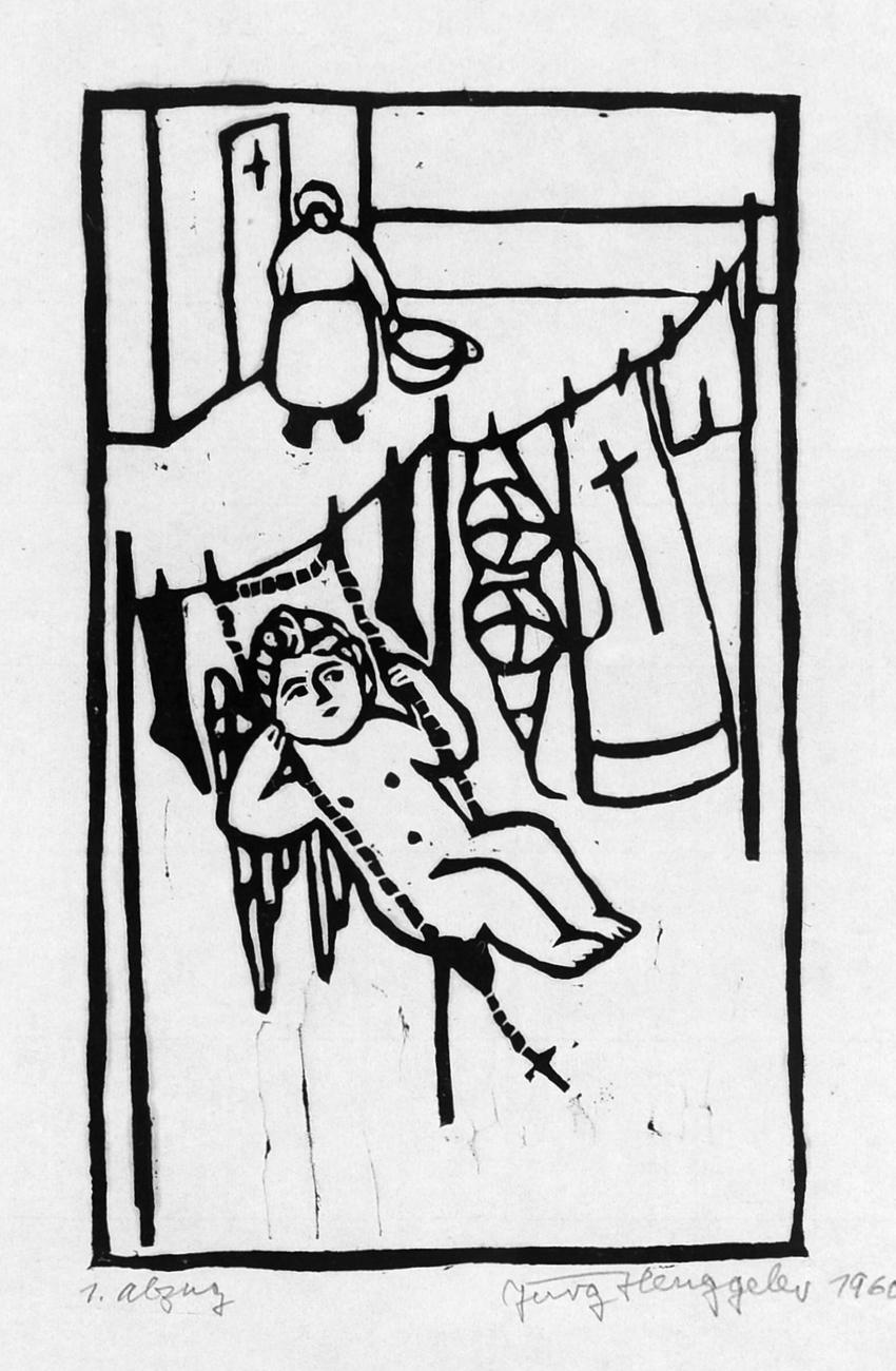 L'ange sans gêne, 1960 XX