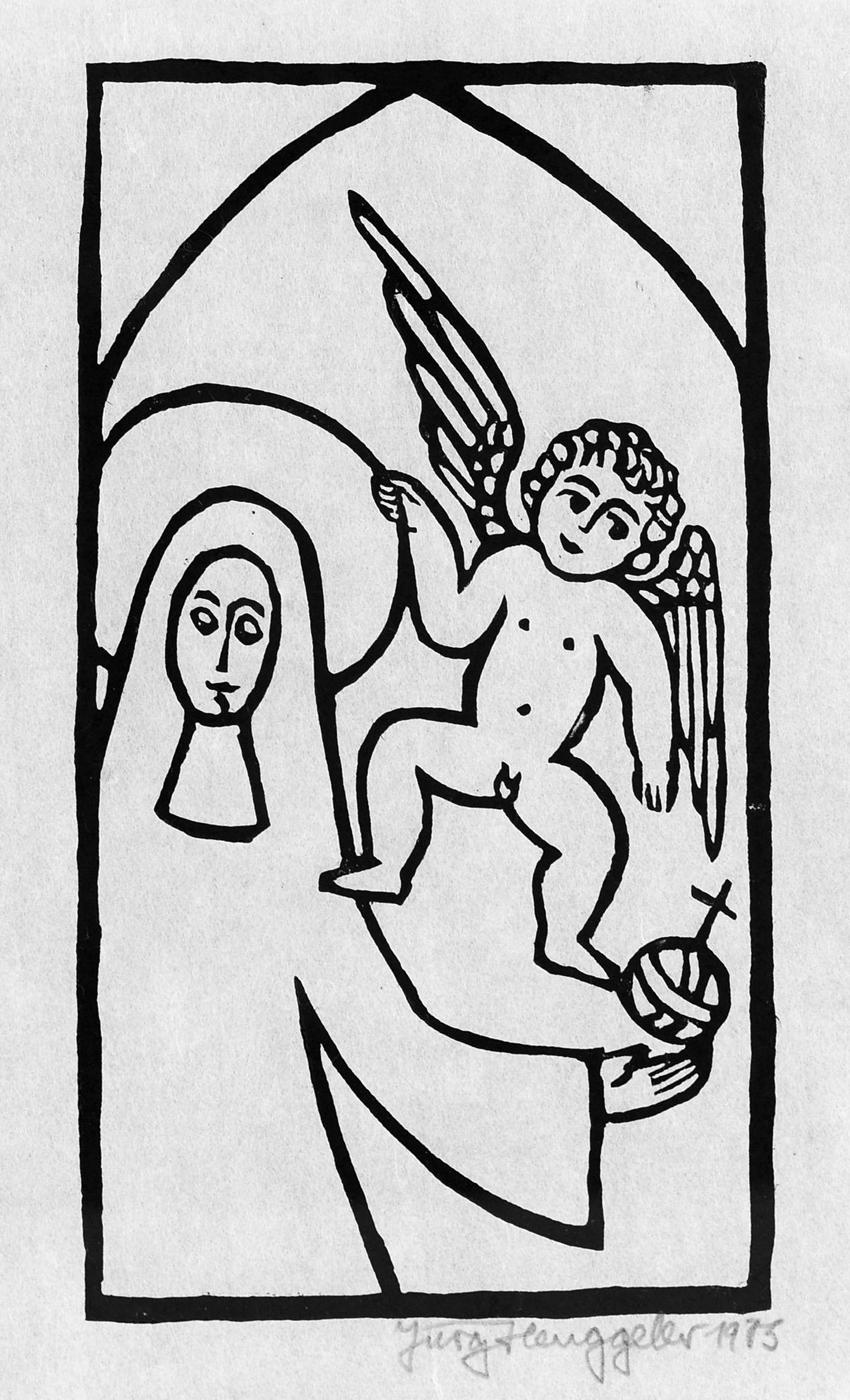 L'ange sans gêne, 1960 XXII