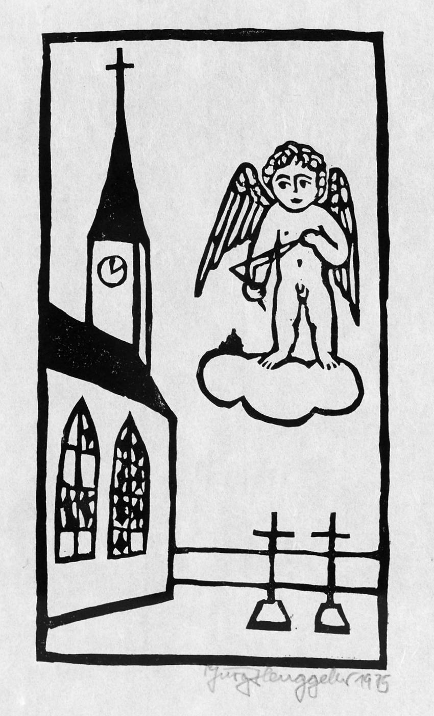 L'ange sans gêne, 1960 XXIII