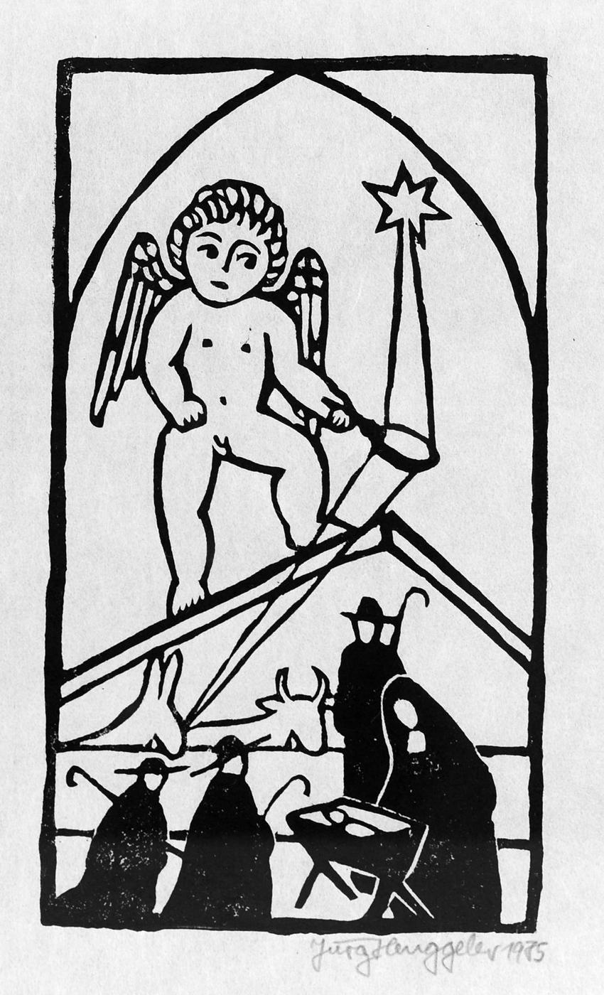 L'ange sans gêne, 1960 XXIV