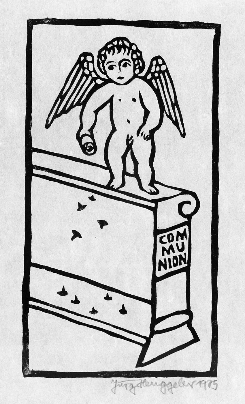 L'ange sans gêne, 1960 XXV