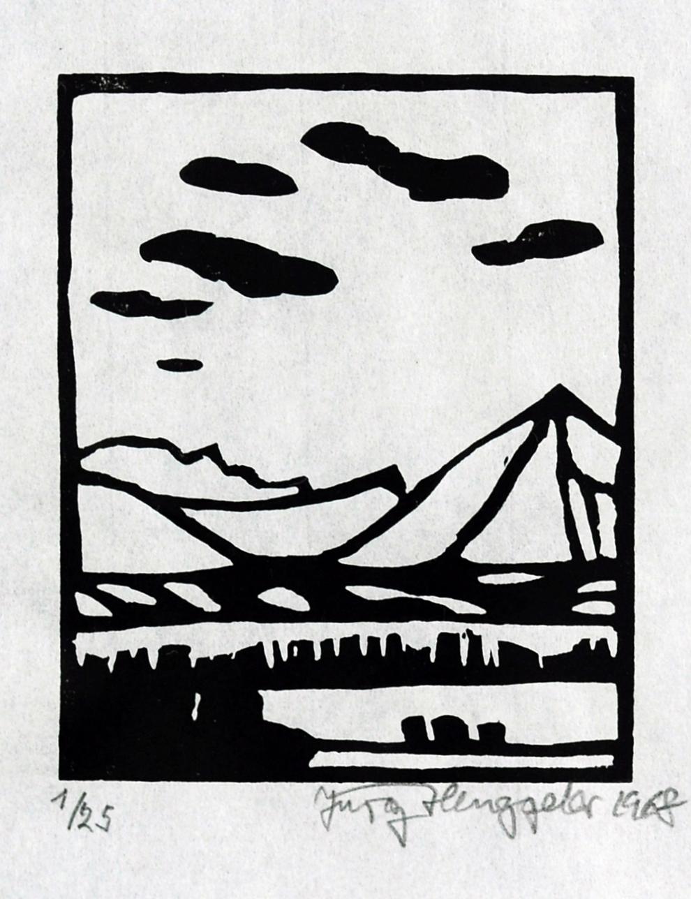 The Alps, 1968 II