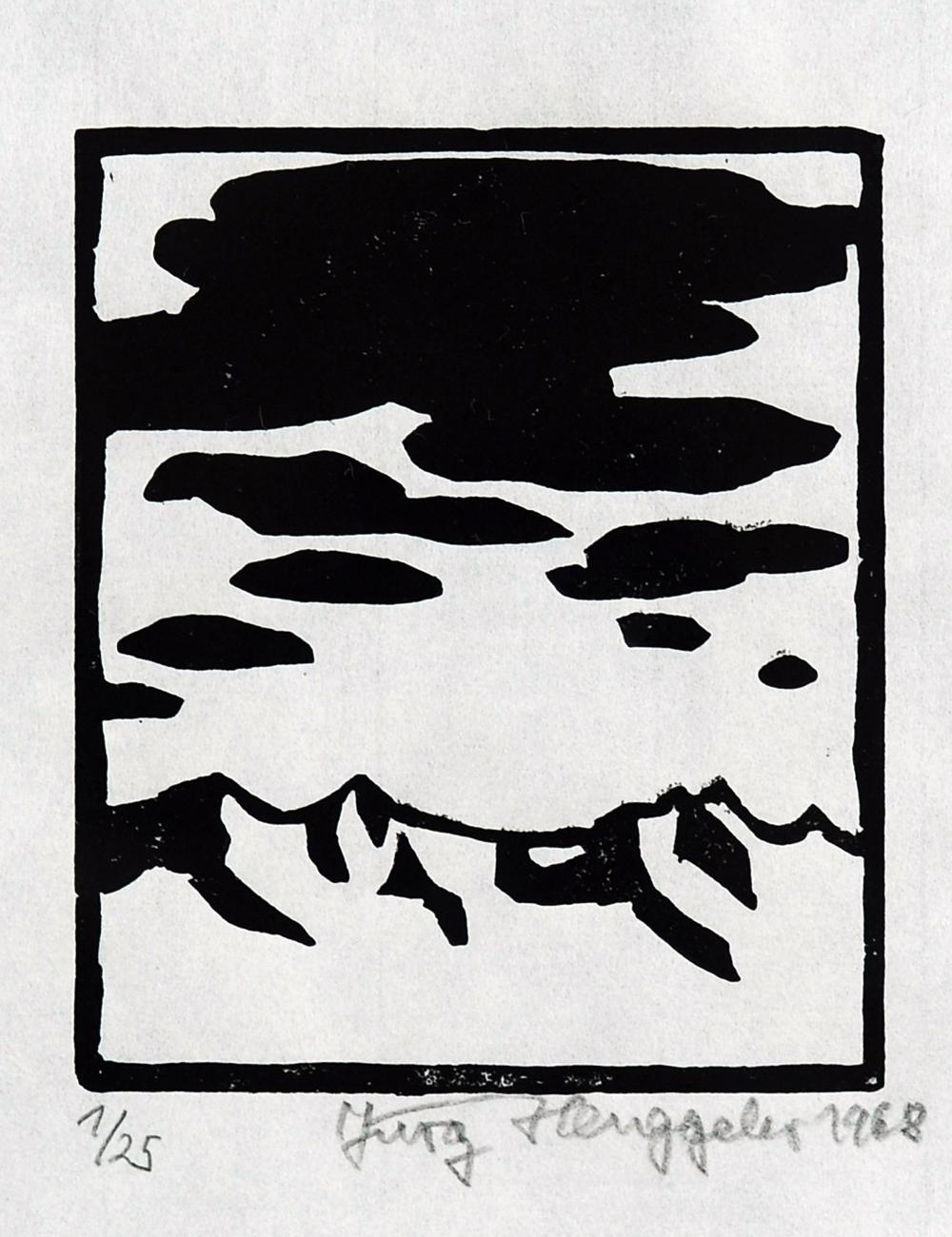 The Alps, 1968 I
