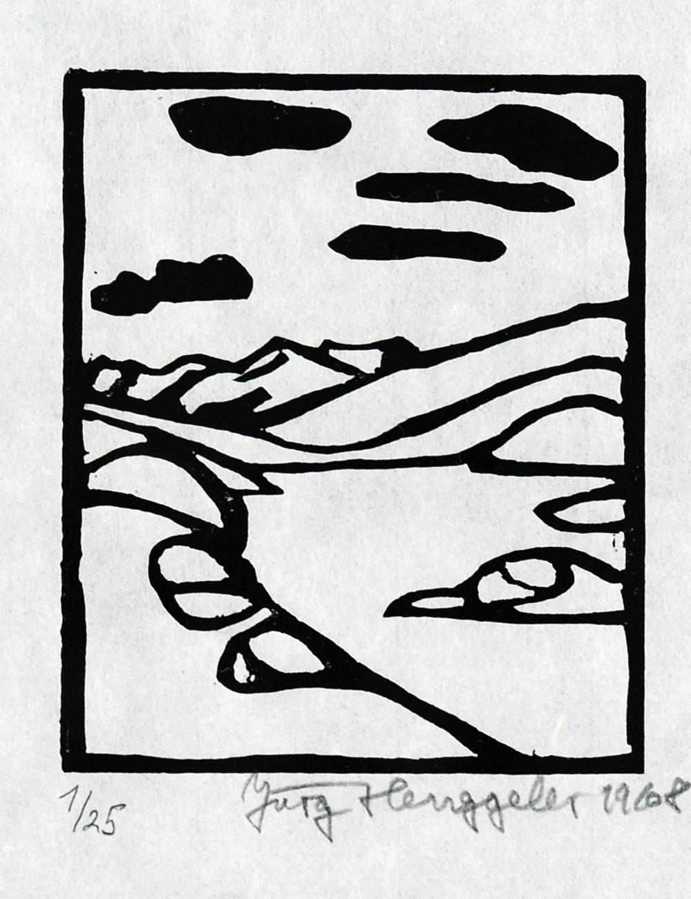 The Alps, 1968 III