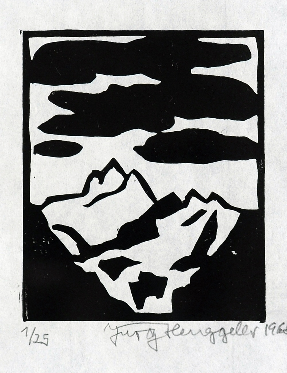 The Alps, 1968 IV