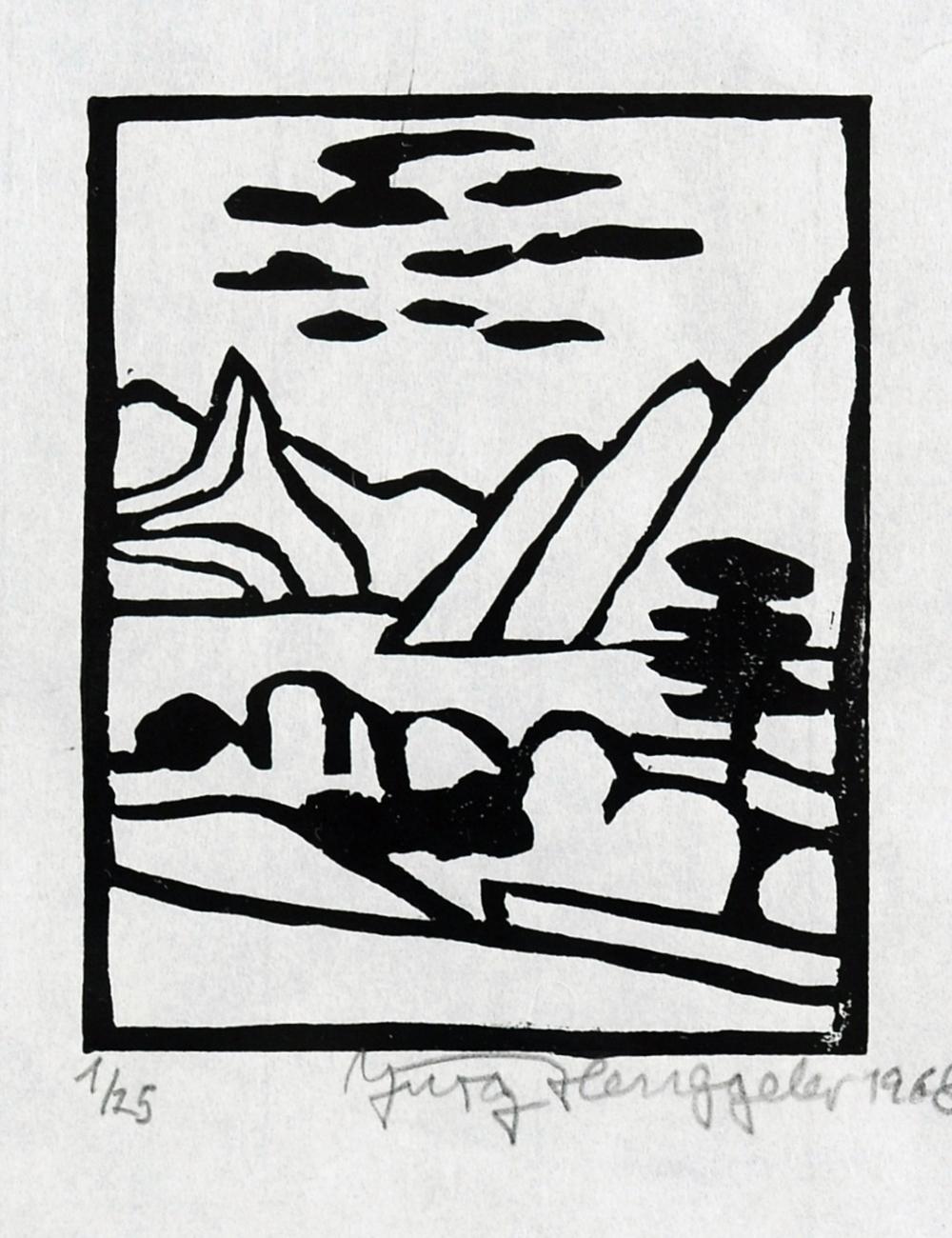 The Alps, 1968, V