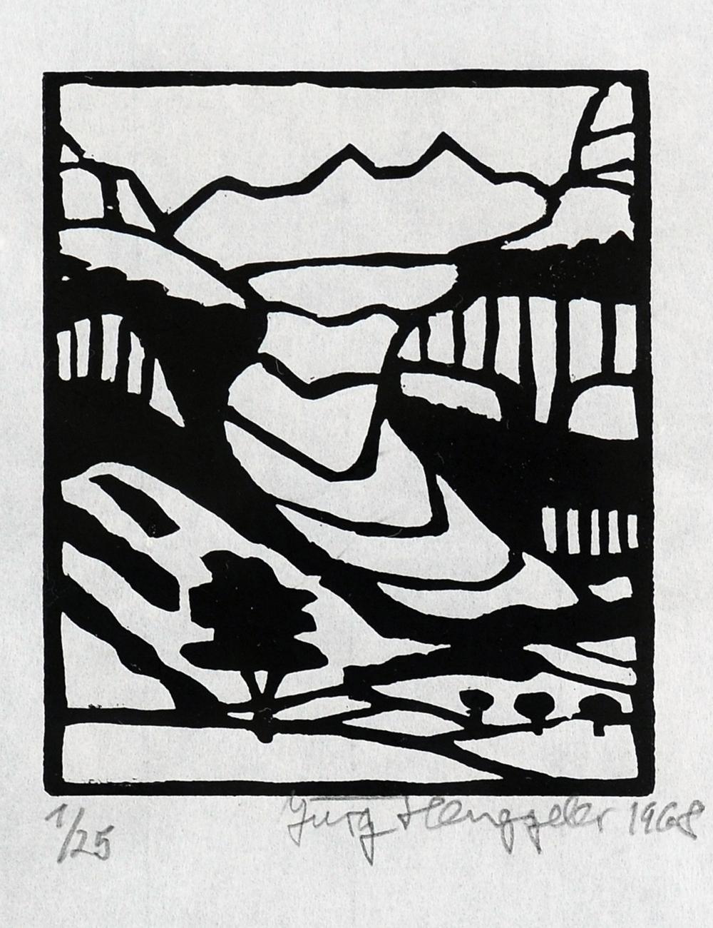 The Alps, 1968 VI