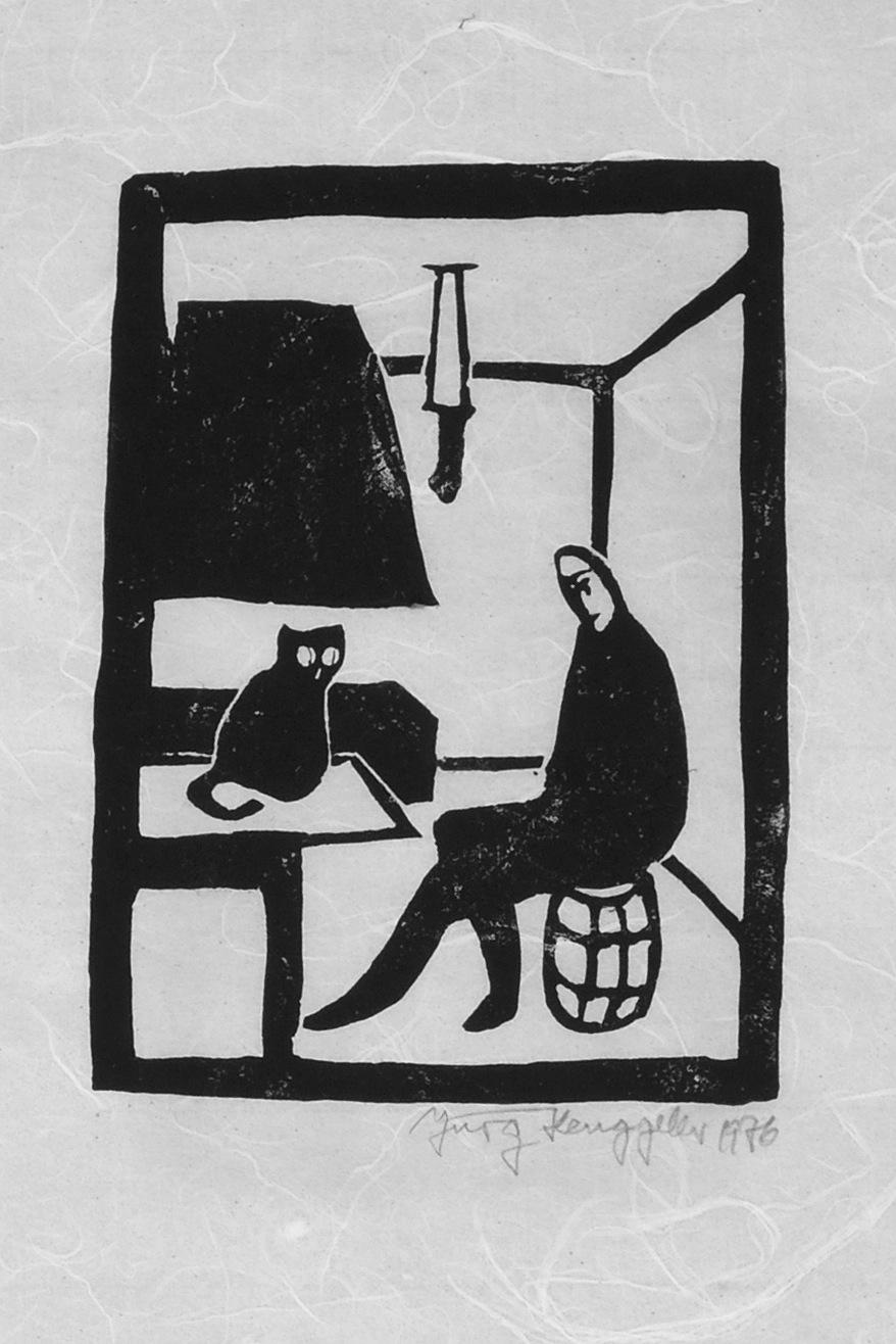 Gottfried Keller - Spiegel das Kaetzchen