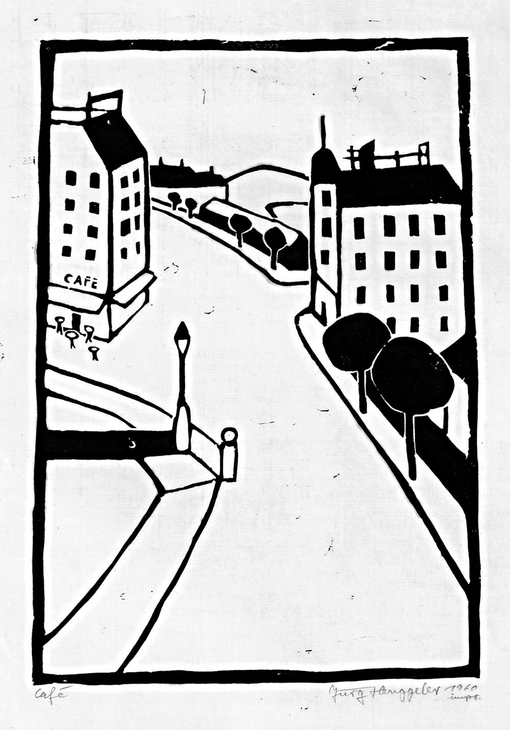 Café, 1960