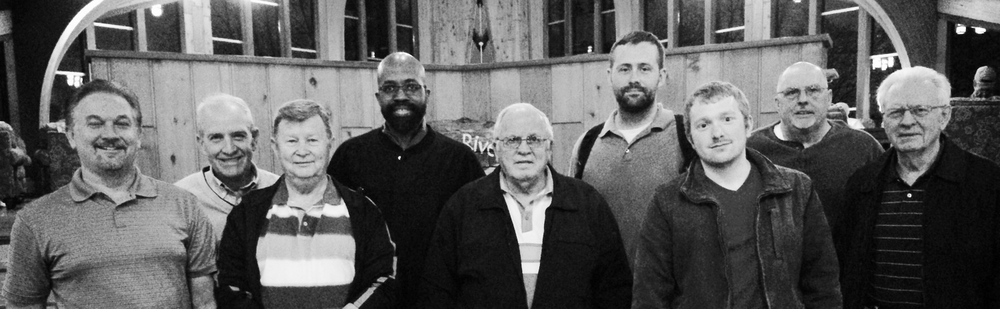 Mickey Burleson (Minister), Keith Thomas (elder), Lee Murphy (Deacon), Chuck Richardson (Elder), Denny Tennill (Deacon), Spencer Clark (Minister), Dan Isenberg (Elder), Jerry Henderson (Deacon). Eric Ritter (not pictured)