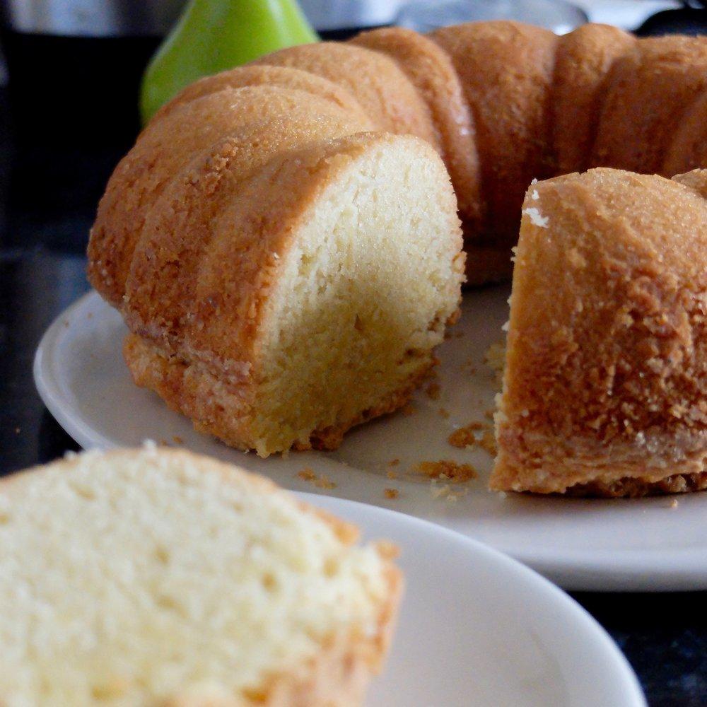 Pound Cake #1