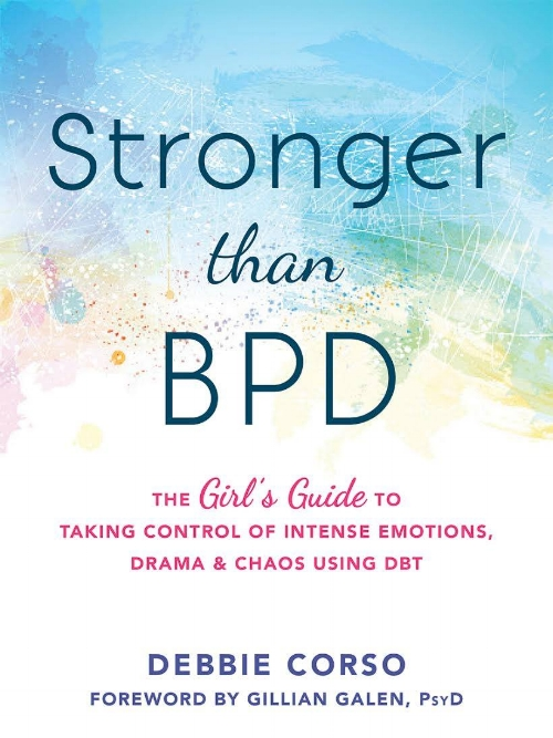 Stronger Than BPD offers hope for recovery