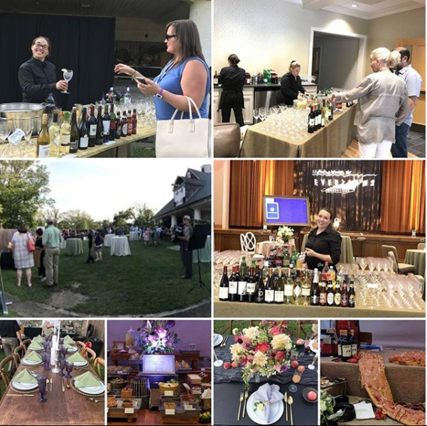 On June 28th and 29th, we welcomed HOPE whitemarsh, Montgomery County's newest special events venue to the neighborhood along with In Your Service Events and some foodie friends:  Birchtree Catering ,  Di Bruno Bros. ,  Balboa Catering & Supper Club ,  12th Street Catering ,  Seedling & Sage Catering Co , and other fabulous caterers.