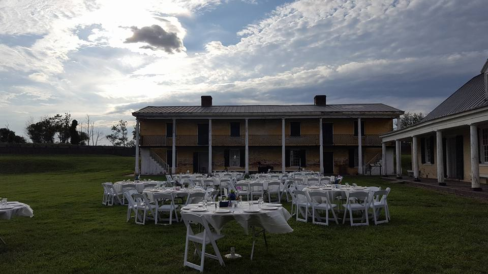 Congratulations to Owen and Kaylah, who had a historic wedding on 7/29 at Fort Mifflin in Philadelphia.