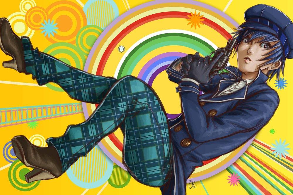 Persona 4 - Dancing Detective