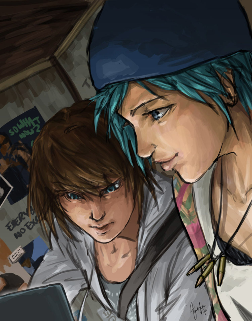 Life is Strange - Max & Chloe Investigations (FOR SALE)
