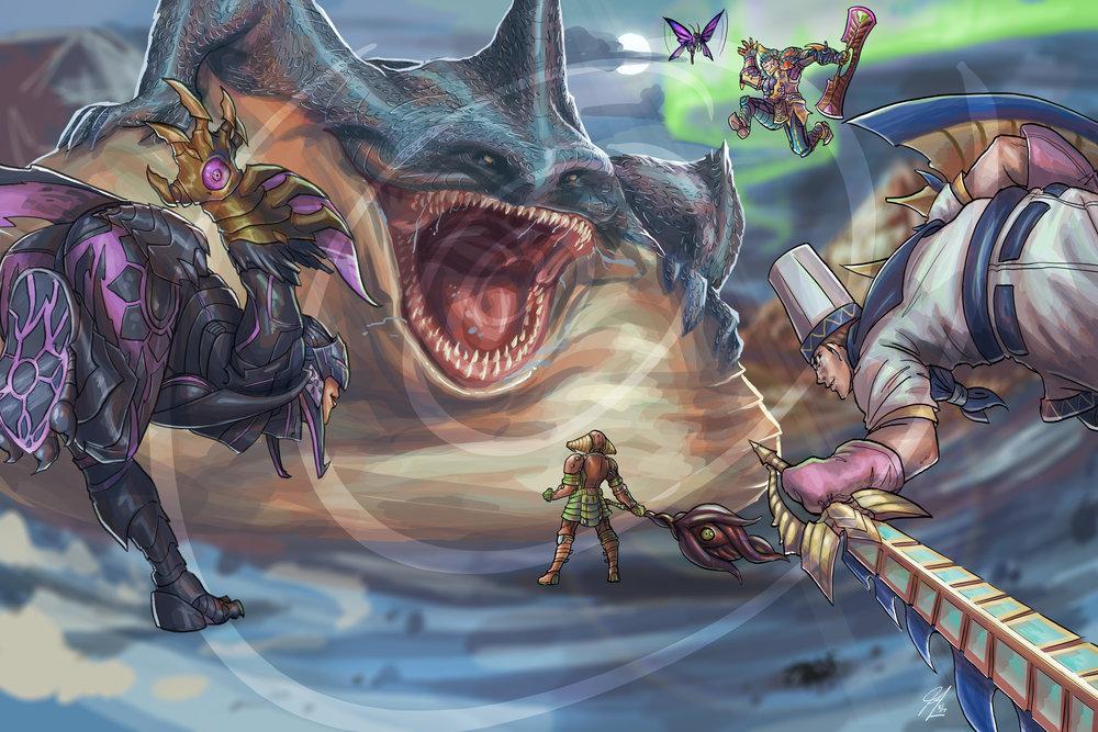 monster hunter - ballsharkz.jpg