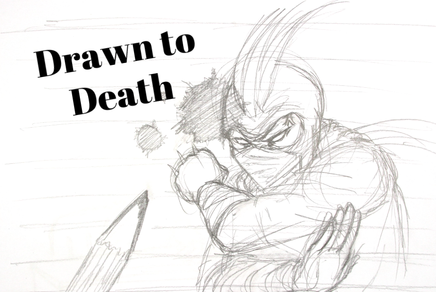 """Drawn To Death"" - Short Animation"