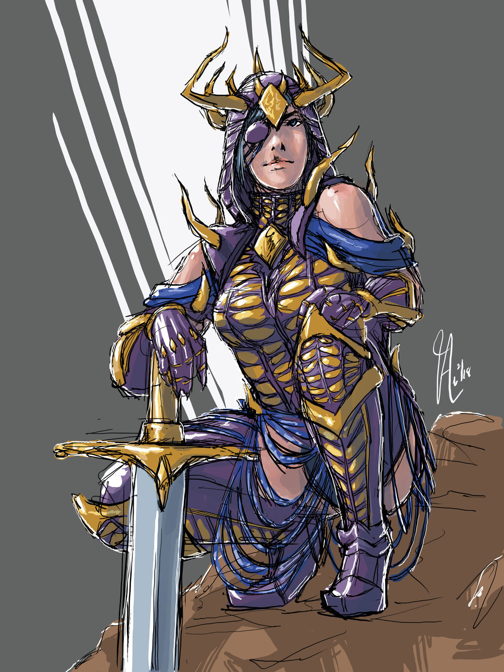 MH armor - horned armor.jpg