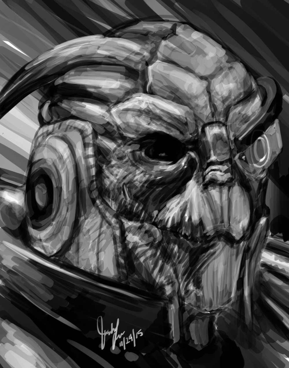 BIG garrus B&W portrait.jpg