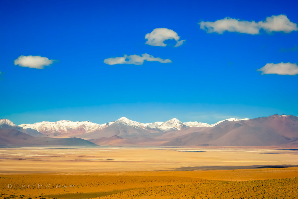 Bolivian Plain (zoom)